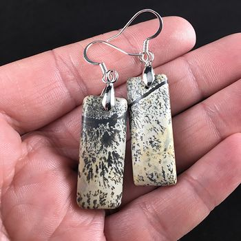 Chohua Jasper Stone Jewelry Earrings #YlZjT7mDI8A