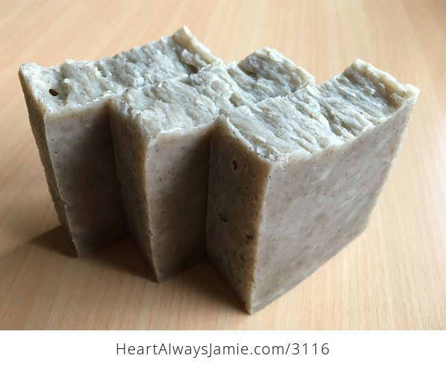 Handmade Rosemary Herb Kitchen Hand and Body Bar Soap Lightly Scented for Sensitive People Whole Loaf Can Be Made - #tJm1FXHuYyA-2